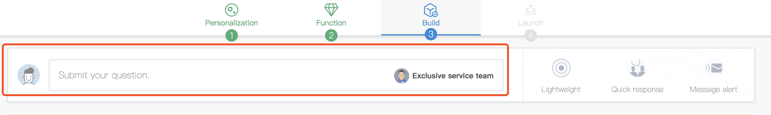 OEM App Auto Building