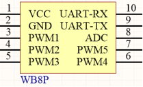 WB8P 模组规格书