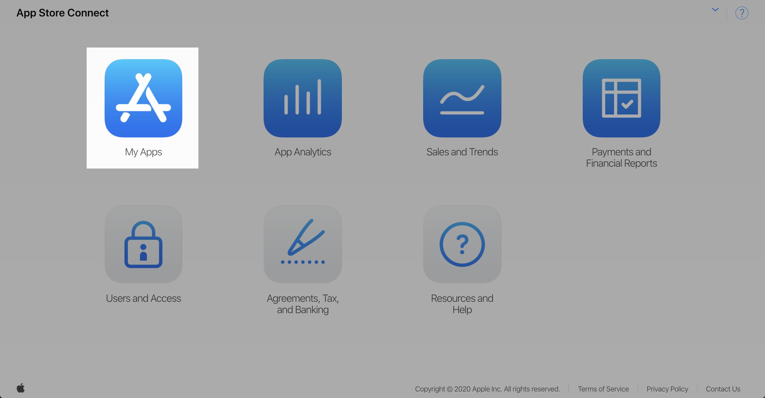Releasing iOS App