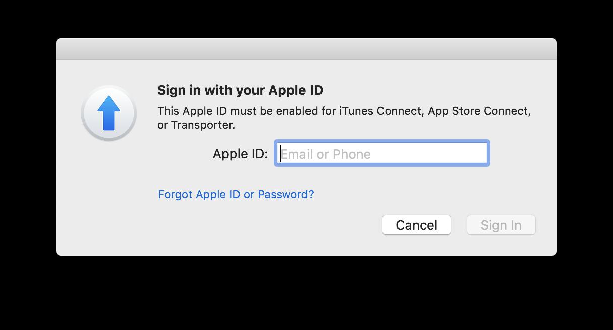 App Store Version Update