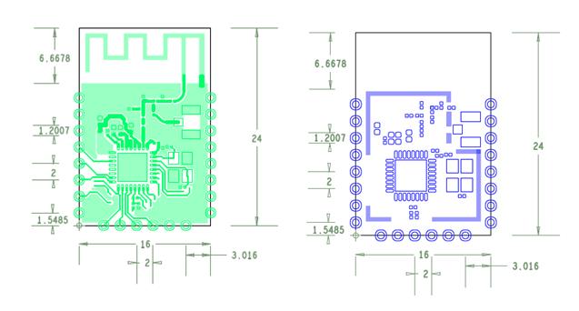 WB3S-IPEX Module Datasheet