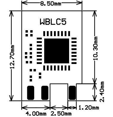 WBLC5 模组规格书