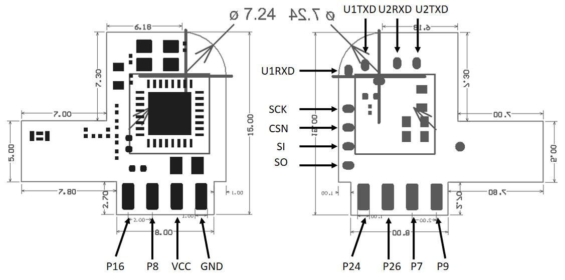 WBLC9 Module Datasheet