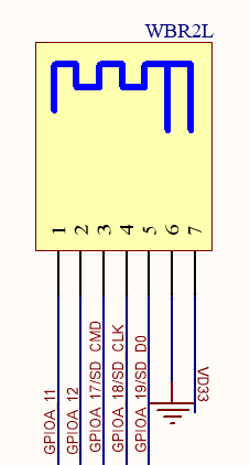 WBR2L 模组规格书