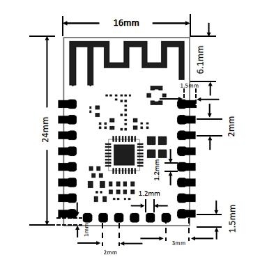 ZS3L Module Datasheet