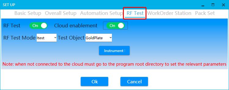Cloud Module Test Platform