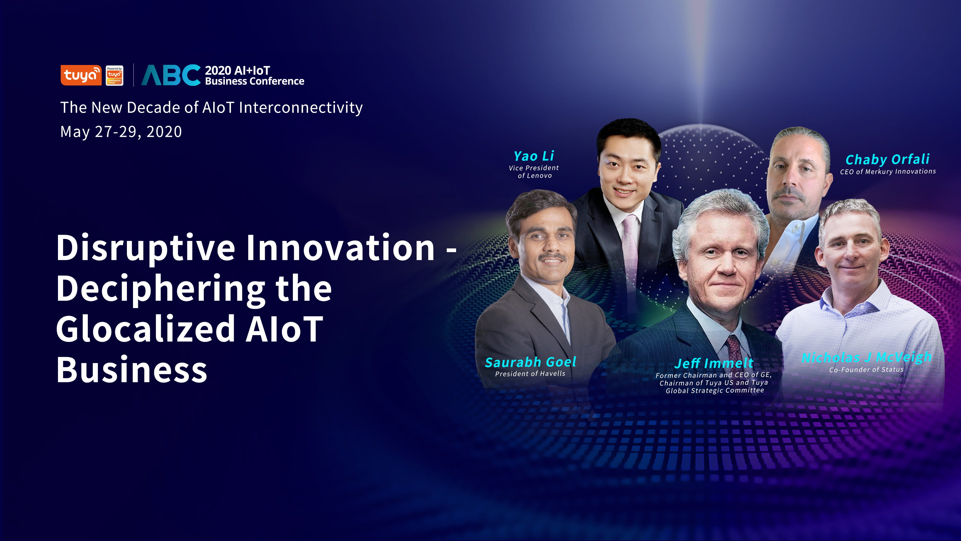 AI+IoT Business Conference