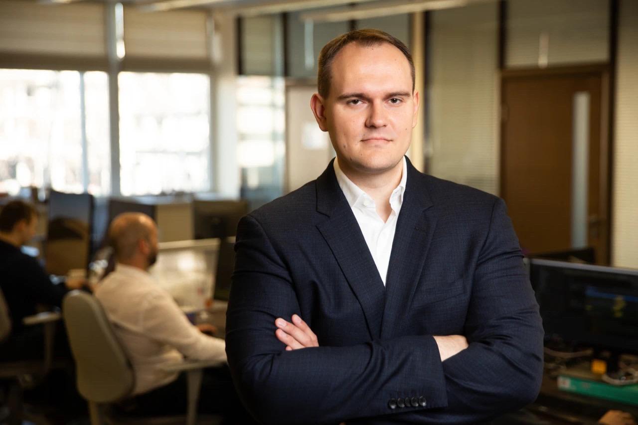 Sergei Kostevitch, Perenio IoT Executive Director