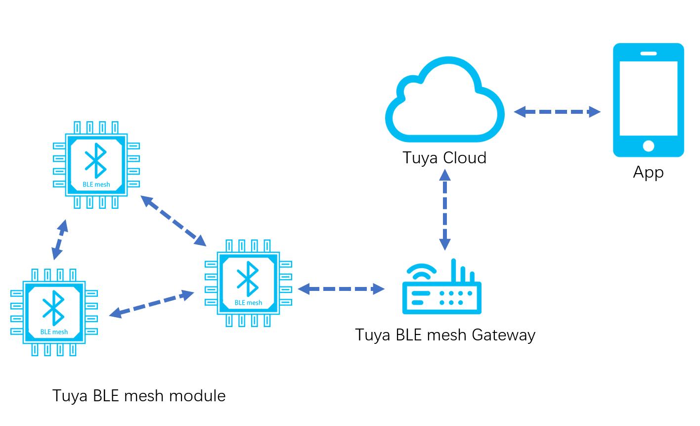Bluetooth Mesh Common Solution