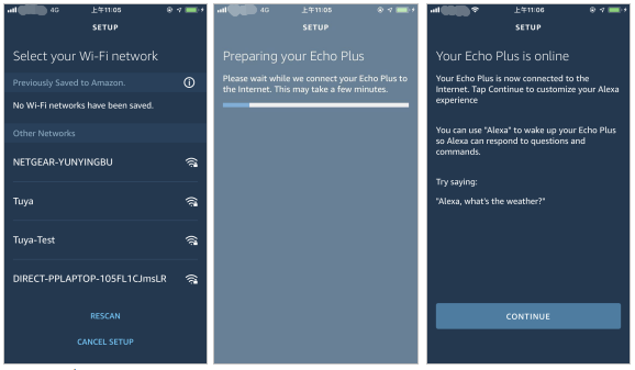 Quick Guide of Using Amazon Echo to Control Smart Devices
