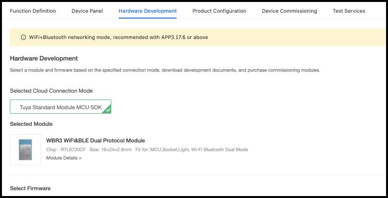 MCU Low-Code Development