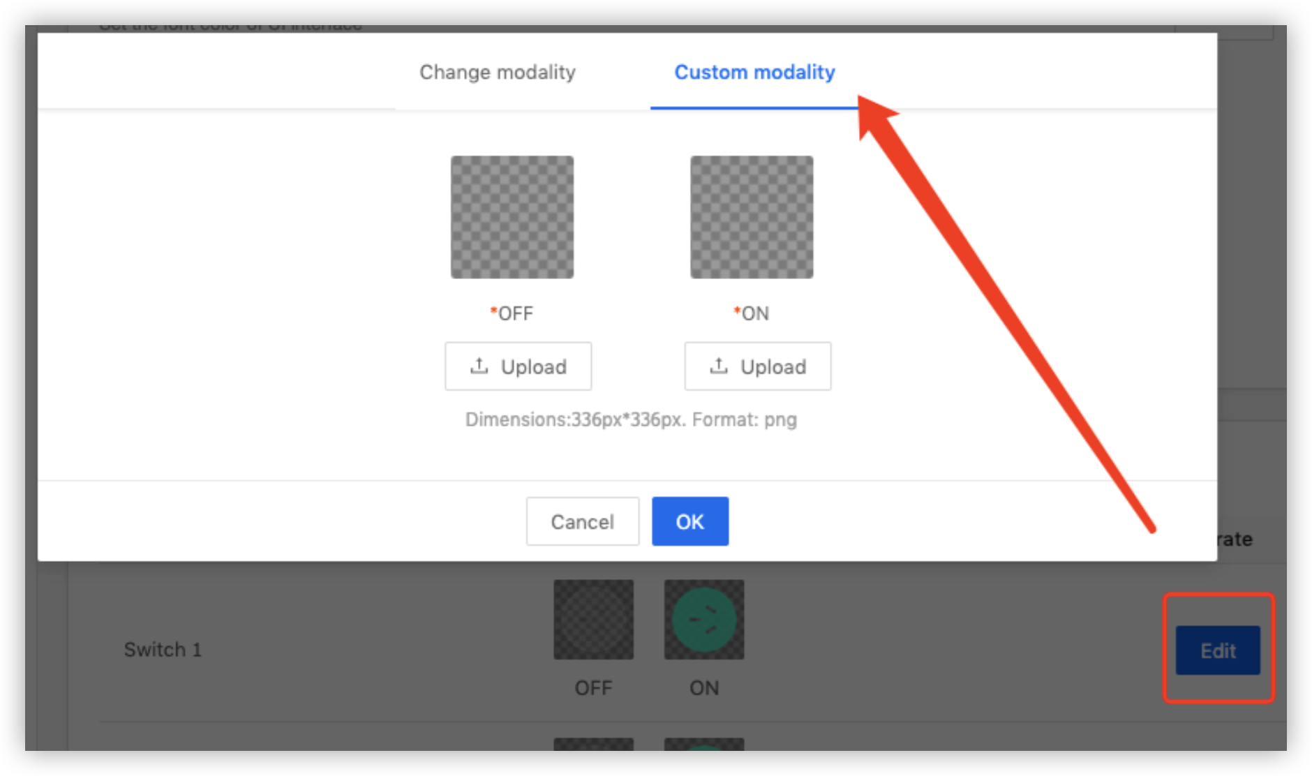 Configure All-in-one Panels