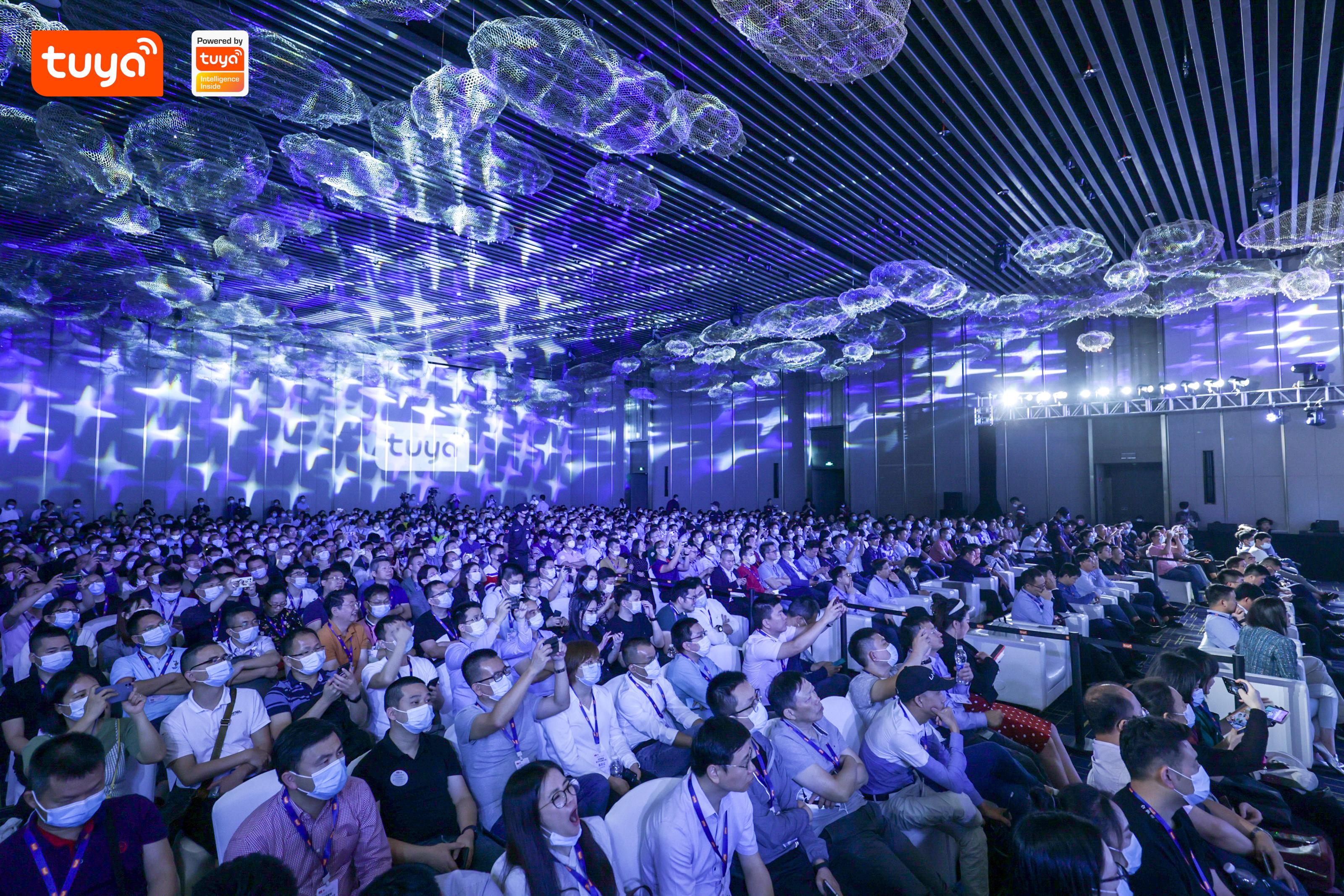 "【Light Intelligent, Without Boundary"" Tuya Smart Bluetooth Developer Conference】"