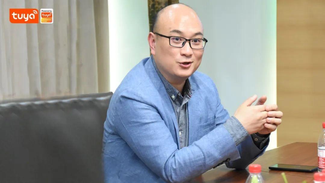 辉驿科技副总裁胡俊杰